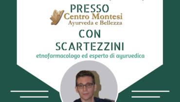 VISITA AYURVEDICA (durata 1 ora) con Paolo Scartezzini